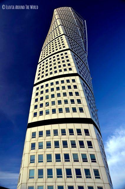 Turning Torso de Calatrava