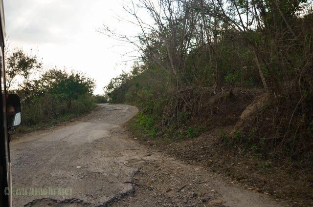 Carretera a Riung, Flores, Indonesia