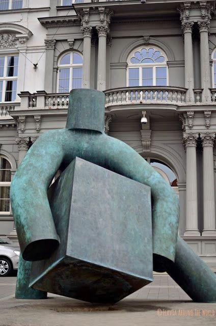 Estatua en Brno