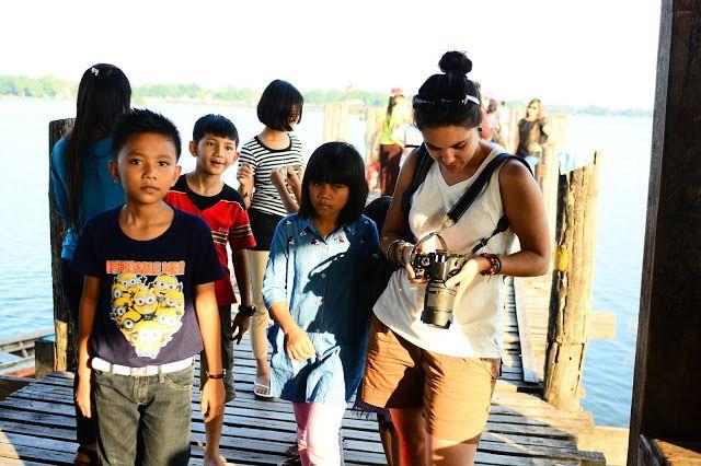 Puente Ubein Myanmar