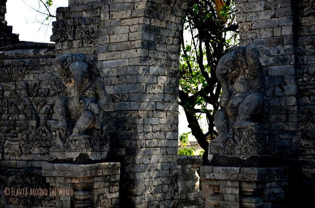 Estatuas de Uluwatu
