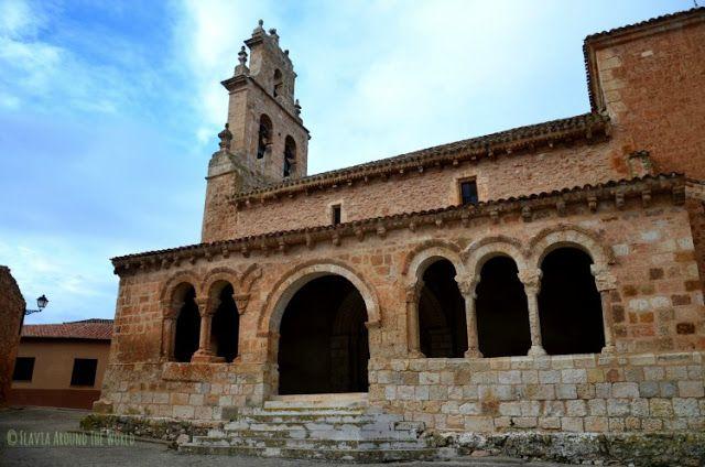 Iglesia de San Ginés Rejas de San Esteban Soria