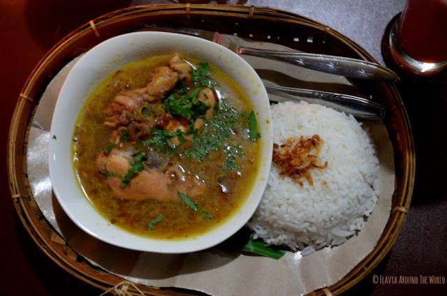sopa tradicional balinesa