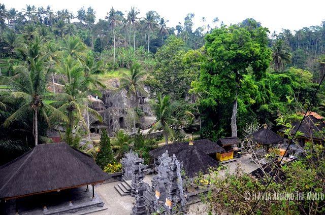 vistas gunung kawi bali