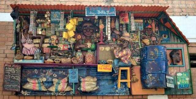 mural antananarivo