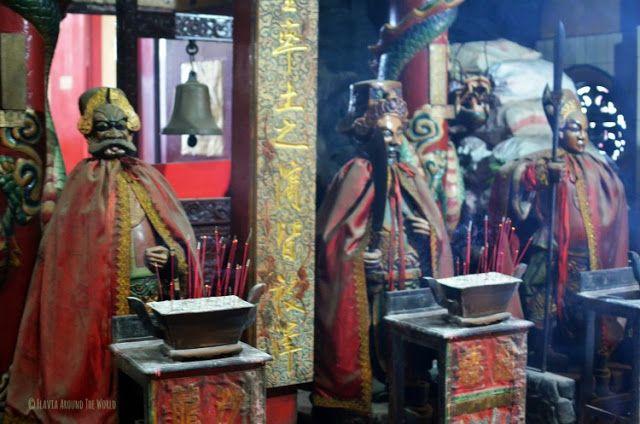 templo chino surabaya