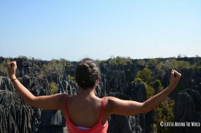 prueba superada parque nacional tsingy de bemahara madagascar