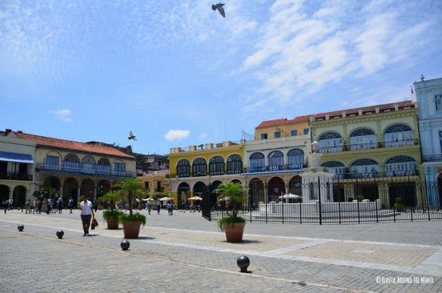 plaza vieja la habana cuba
