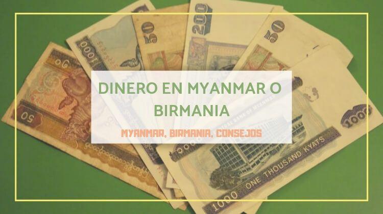 Dinero en Myanmar (2014)