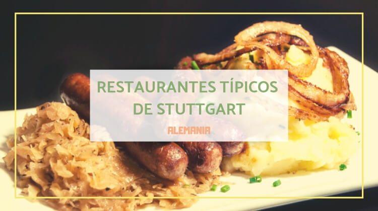 Restaurantes de comida típica alemana en Stuttgart