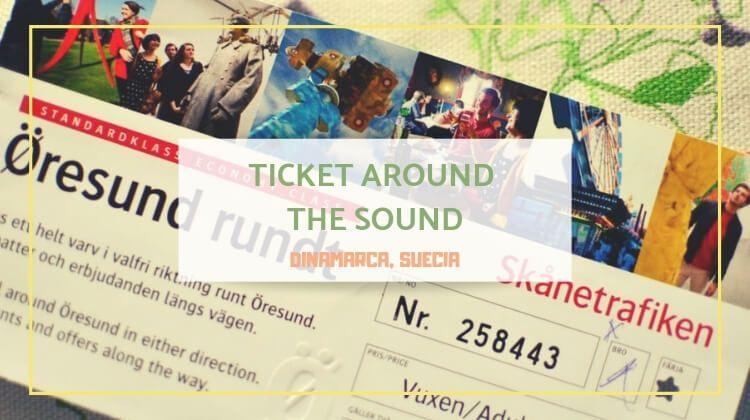 Ticket Around the Sound o Øresund Rundt