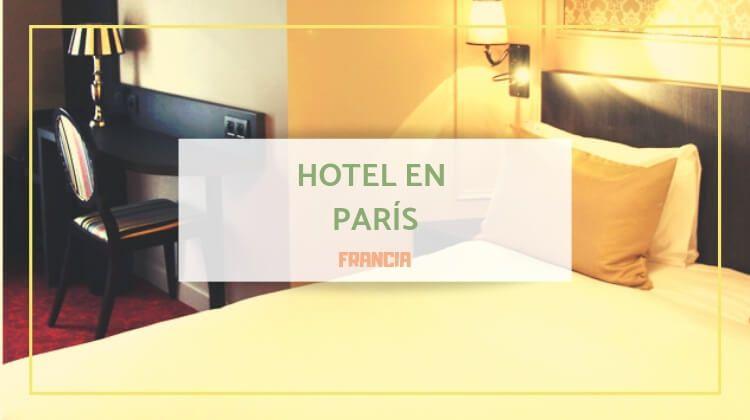 Dónde dormir en París: Hotel Le Montmartre Saint Pierre