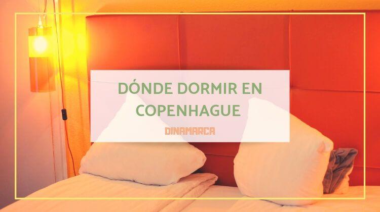 Dónde dormir en Copenhague: Annex Hotel