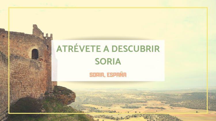 Atrévete a descubrir Soria