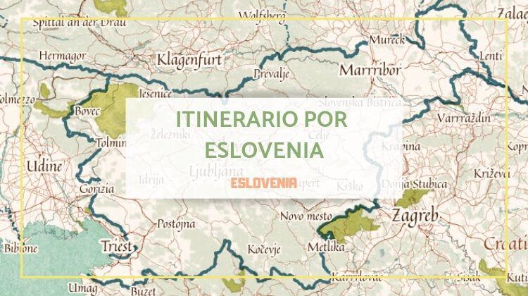 Itinerario por Eslovenia de 4 días