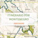 itinerario por montenegro