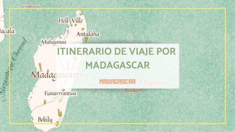 Itinerario en Madagascar de 26 días